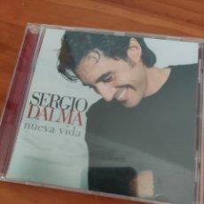 CDs de Música: CD SERGIO DALMA. NUEVA VIDA. Lote 255951155