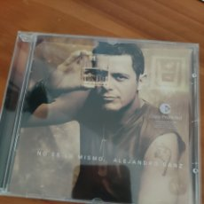 CDs de Música: CD ALEJANDRO SANZ. NO ES LO MISMO. Lote 255951425
