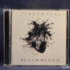 CDs de Música: VIBROWAVES - BLACK BLOOD - CD. Lote 255951860