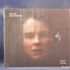 CDs de Música: OLATZ SALVADOR - AHO UHAL - CD. Lote 255952765