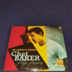 CDs de Música: CHET BAKER SINGS SESSIONS. Lote 255952865