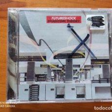 CDs de Música: CD FUTURESHOCK - PHANTOM THEORY - LEER DESCRIPCION (5A). Lote 255953985