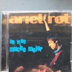 CDs de Música: ARIEL ROT CD. Lote 255957870