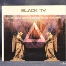 CDs de Música: BLACK TV - EXTRAÑOS - CD. Lote 255958680