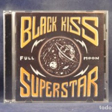 CDs de Música: BLACK KISS SUPERSTAR - FULL MOON - CD. Lote 255962005