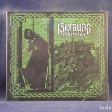 CDs de Música: 13KRAUSS - REDENCIÓN - CD. Lote 255962780