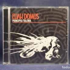 CDs de Música: ELIAH DOMUS - PRINCIPIO/DILEMA - CD. Lote 255963980
