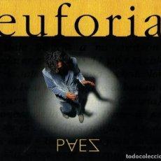 CDs de Música: FITO PAEZ. EUFORIA. ROCK. ARGENTINA. CD. DIGIPACK.. Lote 255964350