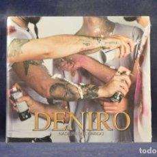 CDs de Música: DENIRO - NADA PUEDE CONTIGO - CD. Lote 255964595