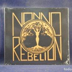 CDs de Música: NONNO - REBELIÓN - CD. Lote 255964885