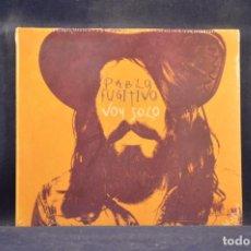 CDs de Música: PABLO FUGITIVO - VOY SOLO - CD. Lote 255966025