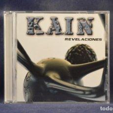 CDs de Música: KAIN - REVELACIONES - CD. Lote 255967060