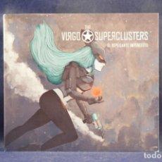CDs de Música: THE VIRGO SUPERCLUSTERS - EL REPLICANTE IMPERFECTO - CD. Lote 255968470