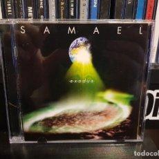 CDs de Música: SAMAEL - EXODUS. Lote 255969930