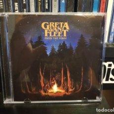 CDs de Música: GRETA VAN FLEET - FROM THE FIRES. Lote 255970365
