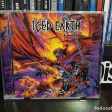 CDs de Música: ICED EARTH - THE DARK SAGA. Lote 255970690