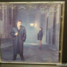 CDs de Música: DYANGO, CAE LA NOCHE, CD EMI, 1988, MUY DIFICIL PEPETO. Lote 255970880