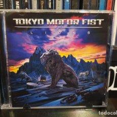 CDs de Música: TOKYO MOTOR FIST - LIONS. Lote 255971505
