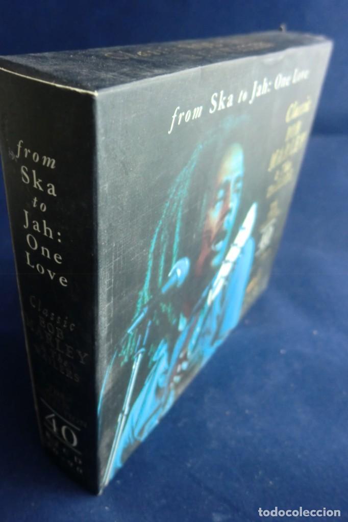ESTUCHE 2 CD´S CLASSIC BOB MARLEY & THE WAILERS. THE GOLD COLLECTION 40 (Música - CD's Reggae)