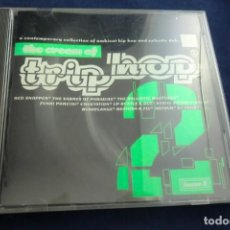 CDs de Música: CD THE CREAM OF TRIP HOP. Lote 255985820