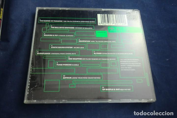 CDs de Música: CD THE CREAM OF TRIP HOP - Foto 2 - 255985820