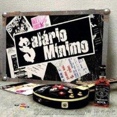 CDs de Música: SALARIO MINIMO- SIMPLESMENTE ROCK. Lote 255986995