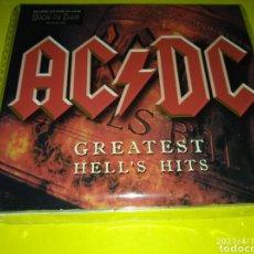 CDs de Música: AC//DC (2 CD DIGIPACK NUEVO PRECINTADO ) GREATEST HELL'S HITS 2009. Lote 255988200