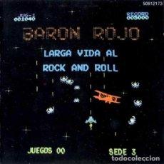 CDs de Música: BARÓN ROJO - LARGA VIDA AL ROCK AND ROLL CD 2001 NUEVO PRECINTADO -METAL. Lote 255996880