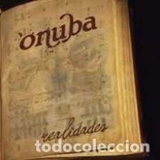 CDs de Música: ONUBA - REALIDADES. Lote 255998065