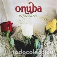 CDs de Música: ONUBA - DIFERENTES. Lote 255998180