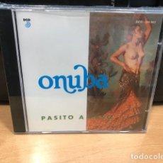 CDs de Música: ONUBA - PASITO A PASO. Lote 255998785