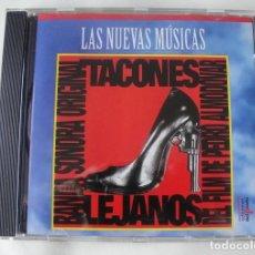 CDs de Música: TACONES LEJANOS / CD RYUICHI SAKAMOTO - COMO NUEVO - ENVIO GRATIS - ALMODOVAR. Lote 256002380