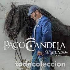 CDs de Música: PACO CANDELA - MI MUNDO. Lote 256003500