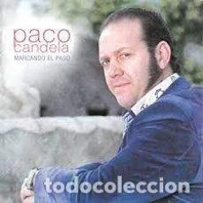 CDs de Música: PACO CANDELA - MARCANDO EL PASO. Lote 256003770