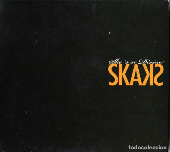 SKAKS - SHES SO DIVINE (Música - CD's Reggae)