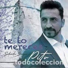 CDs de Música: SALVADOR GARCÍA PITU - TE LO MERECES. Lote 256006560