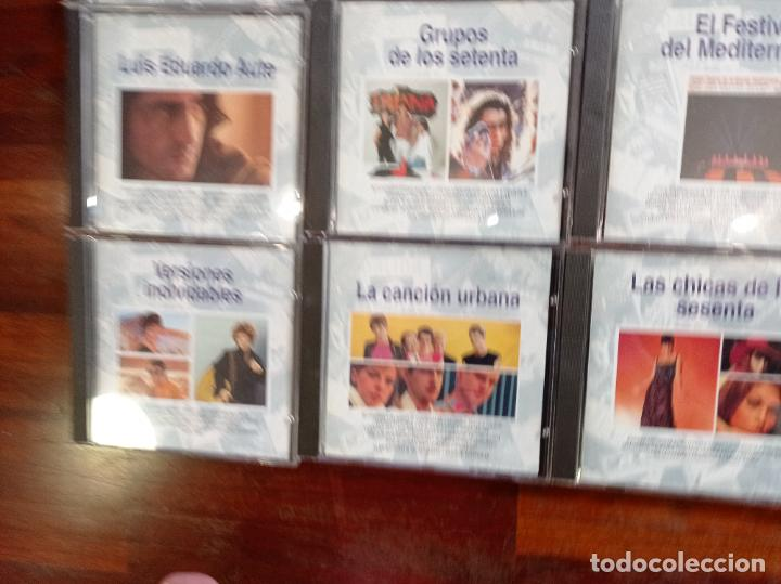 "CDs de Música: Lote de 36 cds ""La música de tu vida"" de Planeta agostini. Coleccion.Pop español. - Foto 4 - 256015805"