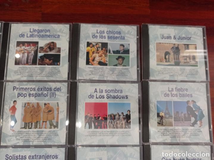 "CDs de Música: Lote de 36 cds ""La música de tu vida"" de Planeta agostini. Coleccion.Pop español. - Foto 5 - 256015805"