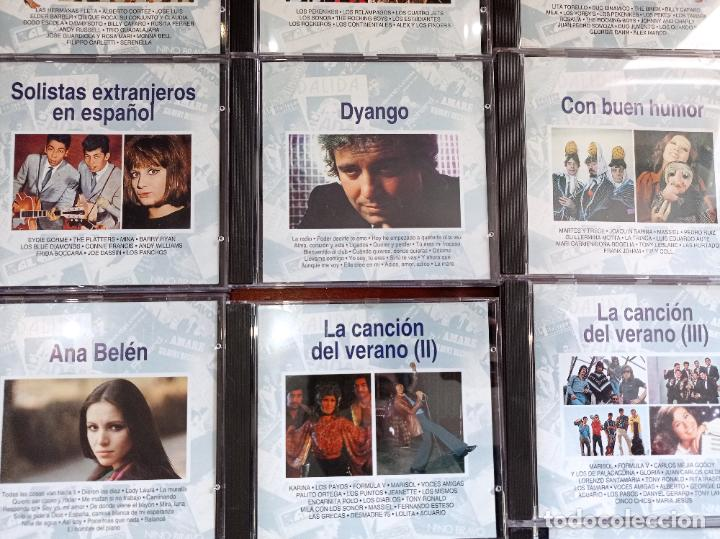 "CDs de Música: Lote de 36 cds ""La música de tu vida"" de Planeta agostini. Coleccion.Pop español. - Foto 6 - 256015805"