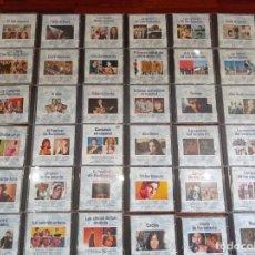 "CDs de Música: LOTE DE 36 CDS ""LA MÚSICA DE TU VIDA"" DE PLANETA AGOSTINI. COLECCION.POP ESPAÑOL.. Lote 256015805"