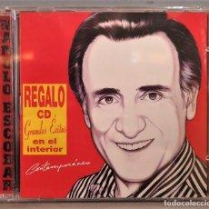 CDs de Música: 2 CD. MANOLO ESCOBAR. CONTEMPORANEO. PRECINTADO. Lote 256031045