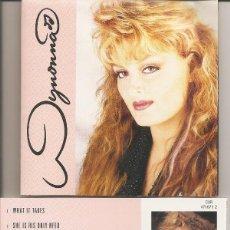 CDs de Música: WYNONNA JUDD - WYNONNA (CD, CURB RECORDS 1992). Lote 256044560