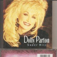 CDs de Música: DOLLU PARTON - SUPER HITS (CD, COLUMBIA RECORDS 1999). Lote 256044775