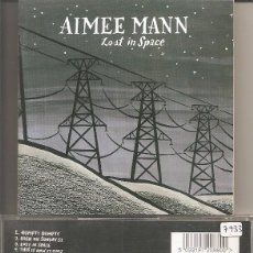 CDs de Música: AIMEE MANN - LOST IN SPACE (CD, SUPEREGO RECORDS 2002). Lote 256044985