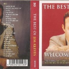 CDs de Música: JIM REEVES - WELCOME TO MY WORLD (TRIPLE CD DIGIPACK, NOT NOW RECORDS 2014. Lote 256046210