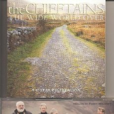CDs de Música: THE CHIFFTAINS - THE WIDE WORLD OVER (CD, BMG MUSIC 2002). Lote 256046640