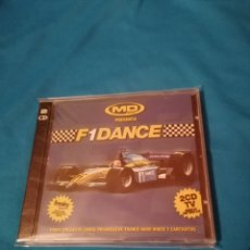 CDs de Música: F1 DANCE 2CD MIXED BY FUN TEAM DJS DANCE REMEMBER. Lote 256050555
