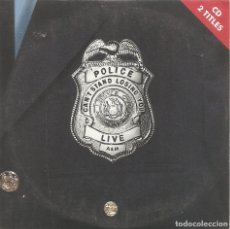 CDs de Música: THE POLICE - CAN'T STAND LOSING YOU / ROXANNE (CDSINGLE CARTON, AM RECORDS 1995). Lote 256056675