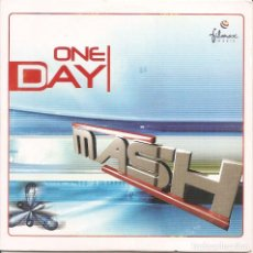 CDs de Música: MASH - ONE DAY (4 TEMAS) (CDSINGLE CARTON PROMO, FILMAX MUSIC). Lote 256057025