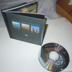 CDs de Música: ED.ESPECIAL CHICOTEN 4, PAISAJES ARAGONESES, CD LIBRO 94 PGS G. SANZ, FOTOS. RAREZA. Lote 256061190